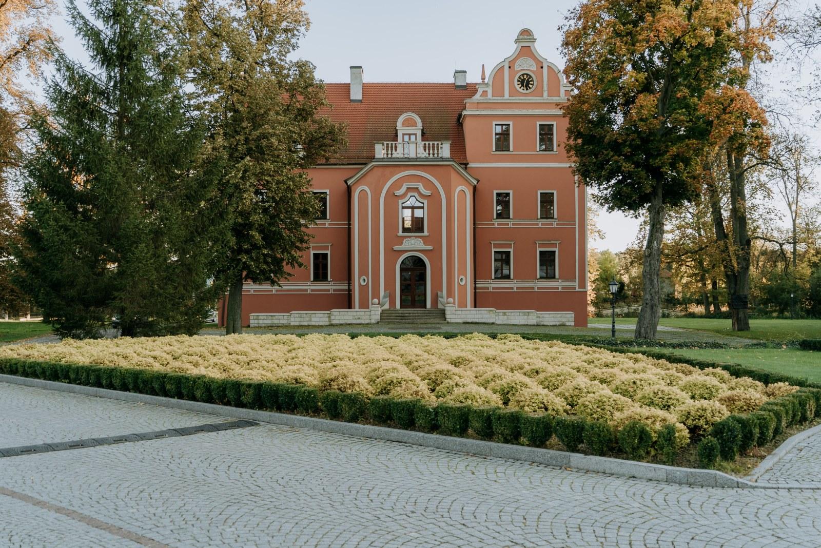 Pałac Krotoszyce Wesele