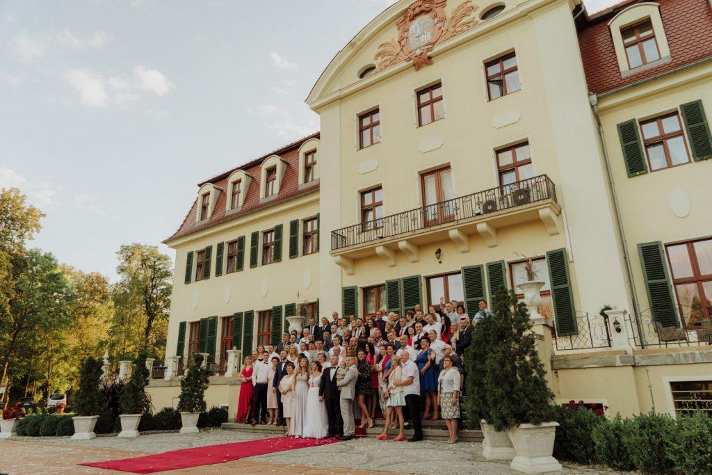 Pałac Radomiłów Wesele