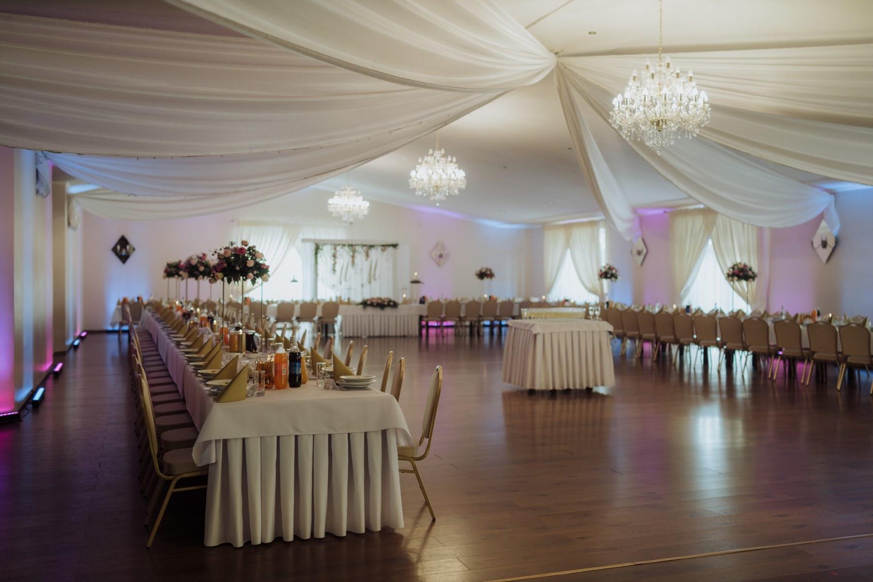 sala weselna kaczyce